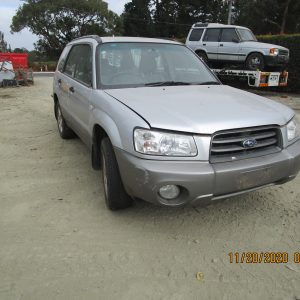 2002  Forester