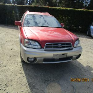 2002  Outback